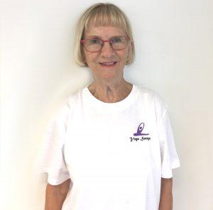 Yogalärare Karlsrona Rosemarie Sandin